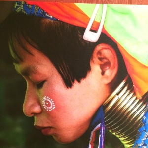 A Kayan woman in Burma, photo courtesy of Jack Winberg