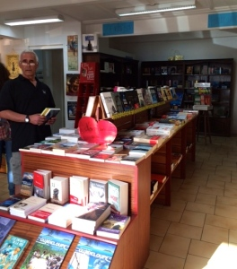 La Librairie a Gustavia