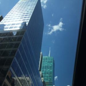 Heading Uptown