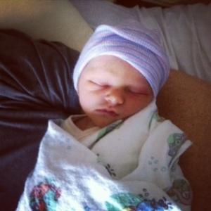 Sleeping Baby 20120828