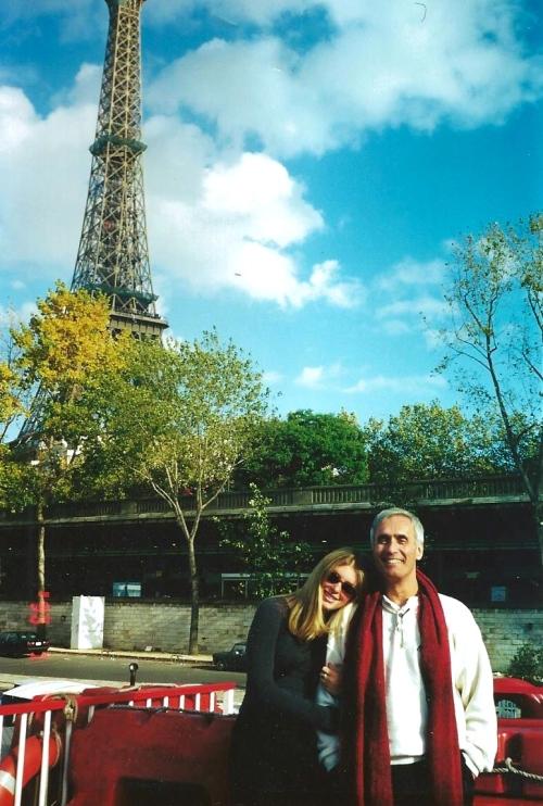 Jess Bob Tour Eiffel 20151117